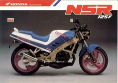 Honda NSR 125 F '88