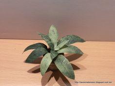 how to: miniature houseplant