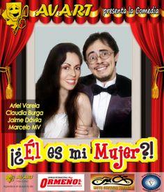 Teatro de Comedia y Música con AVART en DIVA NICOTINA - Sábado 24 de Setiembre, Desde las 10 pm