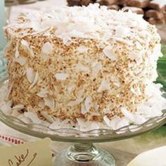 Tres Leches Pina Colada Cake Allrecipes.com  mmmmm...sounds and looks good!! :)