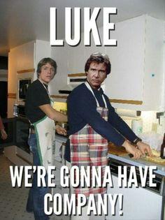 Han and Luke :D