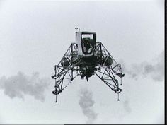 Lunar Landing Training vehicle piloted by Neil Armstrong during training by NASA on The Commons, via Flickr