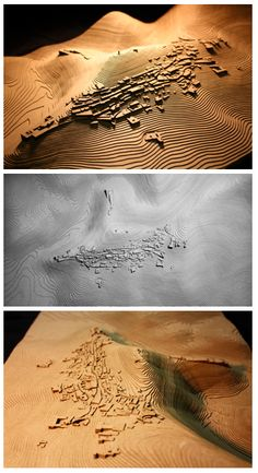 Topography is a study of the Italian hill town of Assisi. After learning about…