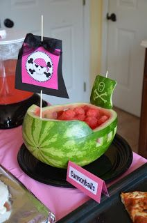 Gattuso Family: Pink Pirate Party for Izzy's 5th