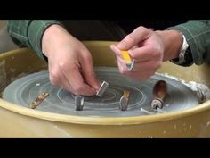 7. Making your own Trimming Tools from Hacksaw Blades with Hsin-Chuen Lin, via YouTube.