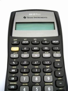 Vintage National Semiconductor Calculator   Calculator