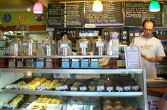 cafe display