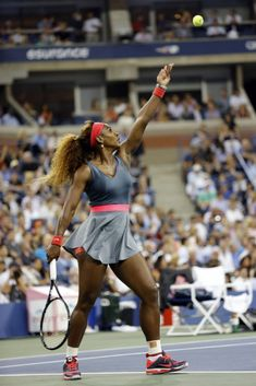 Serena Williams protein champion