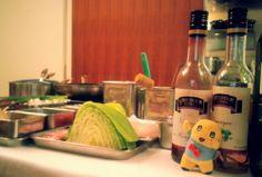 ふなっしー@武田シェフ料理教室