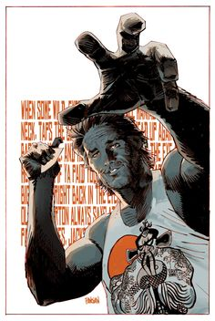Big Trouble in Little China by urban-barbarian.deviantart.com on @deviantART