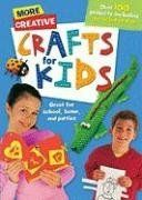 More Creative Crafts for Kids by Readers Digest  - Bubble Wrap Crocodile (pg. 14) - Snapping Animals (pg. 16) - Easy String Puppet (pg. 132)