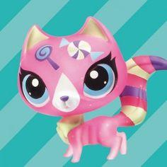 LPS Sugar Cat 1038