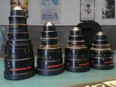 Free Download: Kameramann Spezial – Objektive Free Stuff, Binoculars, Movie, Camera Lens, Camera