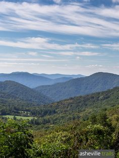 Hike the Appalachian Trail to stunning views at the Overmountain Shelter, a historic red barn at Yellow Mountain Gap