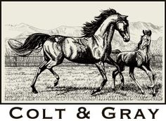 Toques & 'Tails is delighted in having Colt & Gray in the line up of competing restaurants.