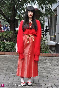ANRI OZAWA Shibuya, Tokyo AUTUMN 2013, GIRLS Kjeld Duits