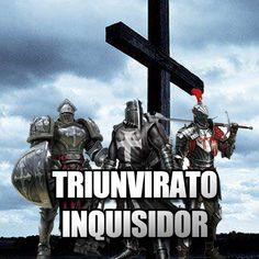 Es una unión entre varios jugadores con el fin de ir contra el narigudo t.me/triunviratoinquisidor