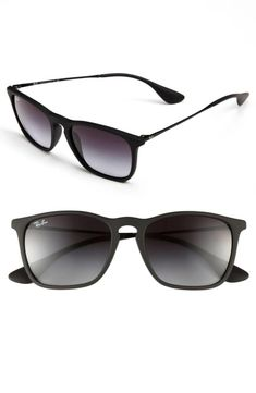 a05329d729 Ray-Ban 'Youngster' Square Keyhole Sunglasses available at Nordstrom