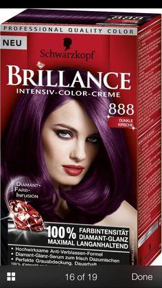 olia 56 medium garnet red hair pinterest products red and medium - Nectra Color Schwarzkopf