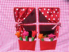 Tafelhuisje bloembak