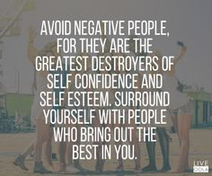 You cannot spend time with negative people and expect to live a positive life. #OolaFriends