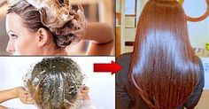 This hair mask recipe is extremely useful and effective because it nourishes and moisturizes the scalp, it works great against split ends, hair loss, dandruff, etc. Healthy Scalp, Healthy Hair Growth, Healthy Protein, Healthy Tips, Natural Hair Styles, Short Hair Styles, Prevent Hair Loss, Hair Repair, Tips Belleza
