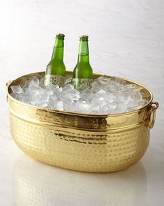Hammered Party Bucket at Neiman Marcus.