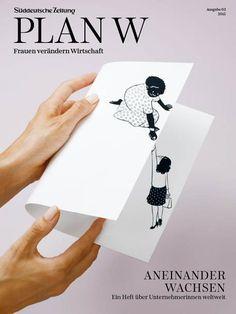 Suddeutsche Zeitung Plan W (Germany)