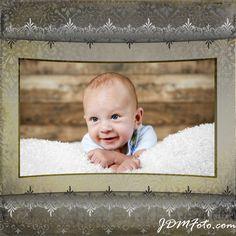 Little Gavin is 3 months old now
