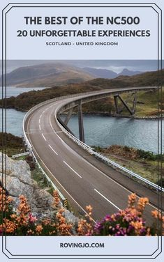 Discover the North Coast 500 highlights including 20 unforgettable experiences you won't want to miss. The best things to do on the Scotland Road Trip, Scotland Travel, North Coast 500 Scotland, Scottish Highlands, Places Around The World, Things To Do, Places To Visit, Road Trips