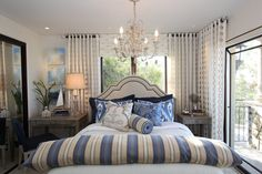 Lovely La Jolla Luxury Bedroom 1 Before And After Robeson Design Guest Bedroom  Decor, Guest Room