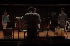 Oberlin College Taiko conducted by Matthew Chamberlain '13.