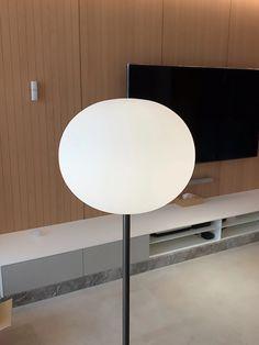 JWDA Floor Lamp – mooielight Lighting Store, Oil Lamps, White Marble, Glass Shades, Floor Lamp, Light Bulb, Table Lamp, Flooring, Design