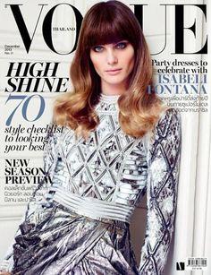 Vogue Thailand December 2013 Cover (Vogue Thailand)