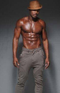 Sexy blackmen seduce wife