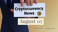 Cryptocurrency News Cast For August 5th 2020 ?