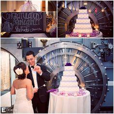 Key Hall at Proctors Wedding Photos | Ashley & Brian