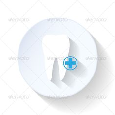 Realistic Graphic DOWNLOAD (.ai, .psd) :: http://realistic-graphics.xyz/pinterest-itmid-1006937227i.html ... Tooth flat icon ...  color, cross, design, element, flat, icon, illustration, medical, modern, shadow, sign, symbol, tooth, vector, web, white  ... Realistic Photo Graphic Print Obejct Business Web Elements Illustration Design Templates ... DOWNLOAD :: http://realistic-graphics.xyz/pinterest-itmid-1006937227i.html