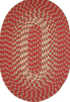 Braided rug for the kitchen? (I feel old...)
