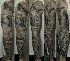 .Tattoo by Dmitriy Samohin