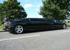#Ferrari 360 #Limousine by British Limousine infomotori.com/auto/2012/01/19/ferrari-360-limousine-british-limousine/