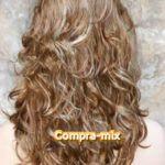 Peluca Larga Color Castaño Dorada y Destellos Color Castaño, Short Hair Styles, Beauty, El Dorado, Hair Wigs, Hairstyles, Haircuts, Colors, Bob Styles