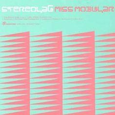Stereolab Miss Modular Album Cover