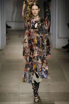 Erdem Autumn/Winter 2017 Ready-To-Wear | British Vogue