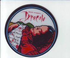 BRAM STOKERS DRACULA By WILLIAMS ORIGINAL NOS PINBALL MACHINE PLASTIC PROMO #dracula #pinballmachine