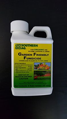 Southern Ag Garden Friendly Fungicide 8oz * Read more reviews of the product by visiting the link on the image.