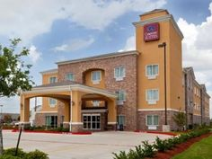 Pearland Tx Comfort Suites South Houston United States North America