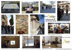 Visitas guiadas en la provincia de Guadalajara y Alcalá de Henares. Podéis contactar a través del formulario de contacto de la web www.guiadosenguadalajara.es o ✆ 679 97 65 03.