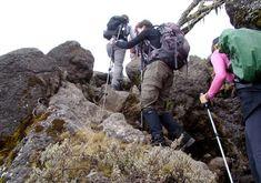 Tackling Kilimanjaro