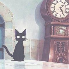 "Studio Ghibli ""My Neighbor Totoro"" Lightbox, Card, Wall Art Art Studio Ghibli, Studio Ghibli Films, Hayao Miyazaki, M Anime, Anime Art, Image Chat, Kiki Delivery, Kiki's Delivery Service Cat, Howls Moving Castle"